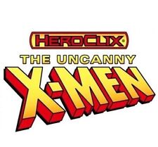 Heroclix Uncanny X-Men CUR Style 12 Figure Common Uncommon CU Set Lot