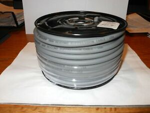PACKARD 8MM SILICONE SUPPRESSION SPARK PLUG WIRE~100 FOOT ROLL~MADE IN USA