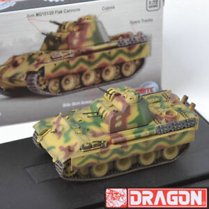 Dragon Armor 1/72 Scale WWII German 1945 Flakpanzer Tank Ultimate Armor 60644