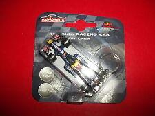 red bull racing car F1 formule 1 key chain porte clef 1/64 voiture Majorette