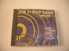 THE FRENCH TOUCH VOLUME 1.CD NEUF OHM RECORDS.1998.