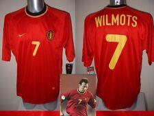 Belgium Wilmots Nike BNWT Shirt Jersey Football Soccer XL Vintage Schalke Top