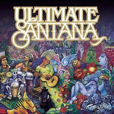 Ultimate Santana by Santana LIKE NEW CONDITION CD, Oct-2007, Arista)