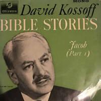 "David Kossoff - Bible Stories Jacob (Part 1) (7"")"