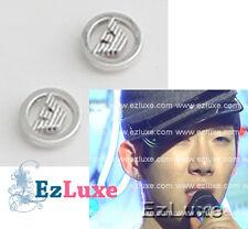 Korean WE GOT MARRIED 2AM Eagle Magnetic Magnet Non-Pierced No Piercing Earrings