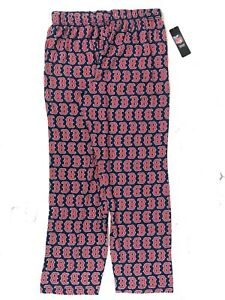 Boston Red Sox  MLB Genuine Print All Over Pajama Pants New size L NWT