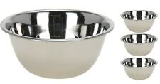 Pack of 4 Stainless Steel Serving Dishes Sauce Pots Dipping Sauce Buffet Ramekin