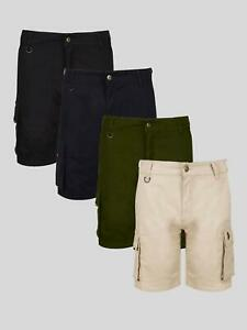 Luke 1977 Club Future Mens Cargo Shorts