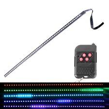 5050 20W 48 LED RGB Car Truck Remote Colorful Knight Rider LED Strobe Scanner Fl