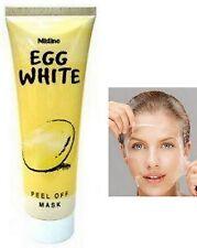 Mistine Egg White Peel off Mask Poreless Anti-blackhead Face Facial Mask(85g.)