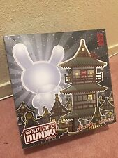 Kidrobot HUCK GEE Gold Life Dunny SEALED CASE Unopened - 16 Blindboxes
