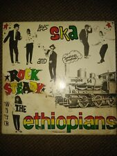 Let's Ska And Rock Steady, The Ethiopians Lp
