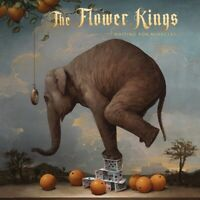 THE FLOWER KINGS - WAITING FOR MIRACLES  2 CD NEW