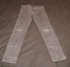 Ladies Bleeding Heart Black Jeans (Size 26R)