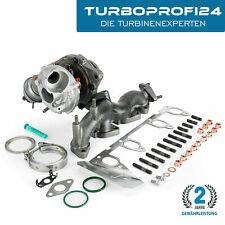 Turbolader VW Passat B6 2.0 TDI 125KW 170PS 3C 757042 GARRETT 03G253010A BMR BMN