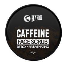 Beardo Caffeine Face Scrub | 100g | Free Shipping