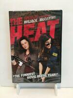 The Heat (DVD, 2013) Sandra Bullock, Melissa McCarthy