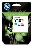 ORIGINAL HP 940XL cyan Druckerpatrone (C4907AE) - NEU - OVP