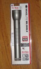 3rd GENERATION MAGLITE 3-D LED URBAN GRAY Maglight 625 LUMENS TACTICAL GRIP