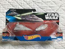 Star Wars   HOT WHEELS   Pack  IMPERIAL STAR DESTROYER vs MON CALAMARI CRUISER