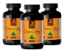 Green Coffee Beans - GREEN COFFEE EXTRACT CLEANSE - Total Body Cleanse 3 Bot