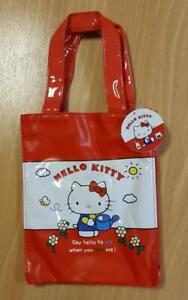 """Kids HELLO KITTY Tote Bag - NEW WITH TAGS - 15"""" High - Dove House Hospice"""