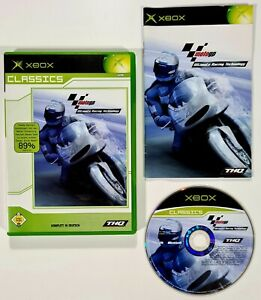 Microsoft XBOX Spiel MOTO GP ULTIMATE RACING TECHNOLOGY dt Motorradrennen/Arcade