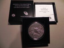 2014-P NR2 SHENANDOAH AMERICA THE BEAUTIFUL 5oz SILVER COIN