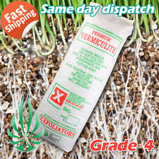 MEL METRO DELIVERY HYDROPONICS GRADE 4 VERMICULITE 100 LITER PACK GROWING MEDIA