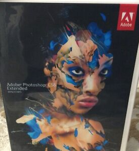 Photoshop CS6 Extended - DVD -