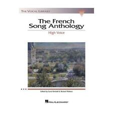 The French Song Anthology by Hal Leonard Corp (creator)