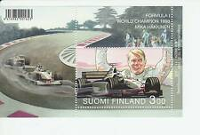 Finland 1999 MNH - Mika Häkkinen Formula 1 World Champion - miniature sheet