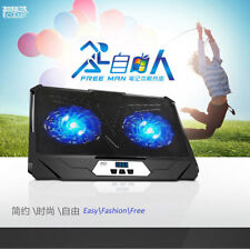 Cooling Pads & External Fans Laptop Cooler With Digital Display,Auto-Temp ,Rapid