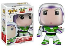 Funko - Pop Disney: Toy Story Buzz New Pose Action Figure New In Box
