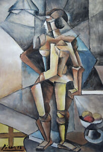 Rare & Unique original tempera, painting, signed Pablo Picasso, w COA, docs.