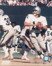 The Snake - Oakland Raider Great Kenny Stabler Unsigned 8 x 10 Photo