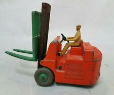 Vintage Dinky Toys Coventry Climax Fork Lift Truck England Meccano Ltd. Toy Car