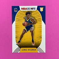 2020-21 NBA HOOPS JAMES WISEMAN ROOKIE RC CARD #205 WARRIORS