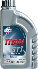 Fuchs Titan GT1 Pro Flex 5W30 Motor Aceite Lubricante Xtl 1 Litro ACEA C3 API SN/SM