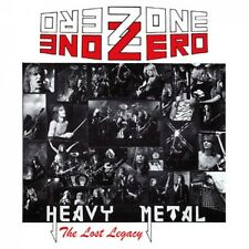 ZONE ZERO - The Lost Legacy DCD (NEW*80`s HEAVY METAL*SWE*HEAVY LOAD*J. PRIEST)