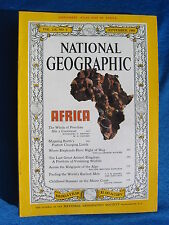 National Geographic Magazine September 1960 Vintage Ads Car Truck Advertising