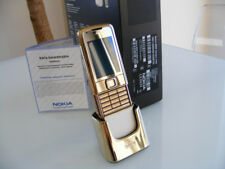 Nokia 8800 Gold Arte (full set, 18k gold, exclusive version with white skin)
