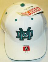 Anaheim Mighty Ducks Vintage 90s American Needle Fitted hat sz. 7 1/2 New Nhl