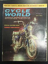 1967 Cycle World May Back Issue Magazine
