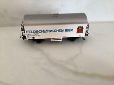 Märklin H0 Güterwaggon Wagen Feldschlösschen SoMo