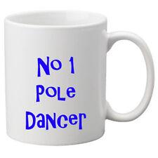 No.1 Pole Dancer, 11oz Ceramic Mug.