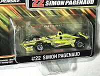 Indy 500 Car Indianapolis Winner S Pagenaud Diecast Series New NOS MIP 2019 LE