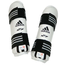 NEW adidas Taekwondo Arm Protector Karate Forearm Gear MMA Arm Guard-Size Medium