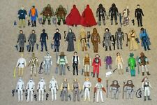 VINTAGE STAR WARS FIGURES WITH REPLICA WEAPONS - YOU CHOOSE