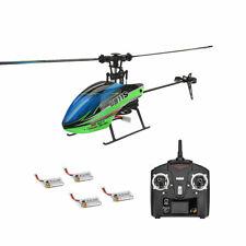 WLtoys V911S 2.4G 4CH 6-Aixs Gyro Flybarless RC Helicopter RTF With 4PCS 3.7V 25